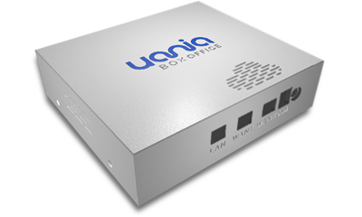 uania box office