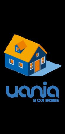 Banner UaniaBox Home